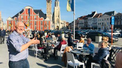 Burgemeester zwicht voor Horecabazen: Toch terrassen in Sint-Truiden