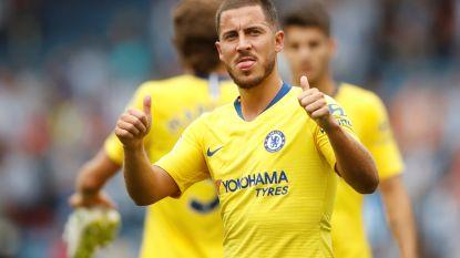 Chelsea smeert Huddersfield en Depoitre verdiende nederlaag aan, Hazard laat zich meteen opmerken bij invalbeurt