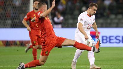 Rode Duivels oefenen tegen Zwitserland in november