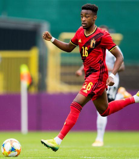 Willem II'er Mike Trésor leidt Jong België met doelpunten en assist langs Duitsers