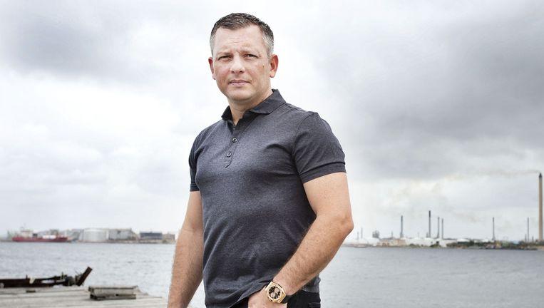 Gerrit Schotte Beeld Guus Dubbelman/de Volkskrant