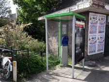 Telefooncellen verdwijnen uit Den Haag
