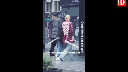 Justin Bieber in Antwerpen was een stunt van Qmusic