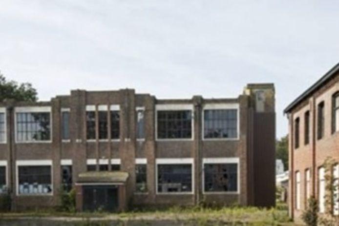 JAL-terrein in Dongen gaat in de verkoop. foto Woningcorporatie Casade