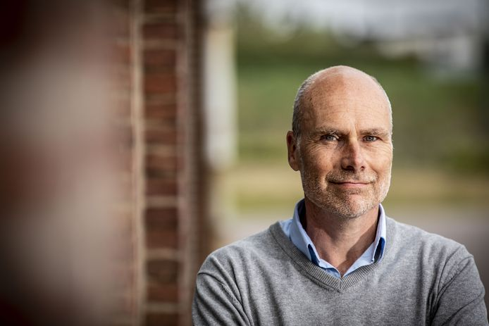 """Marco Krijnsen: """"Die onbezorgde tijd ligt achter ons""""."""