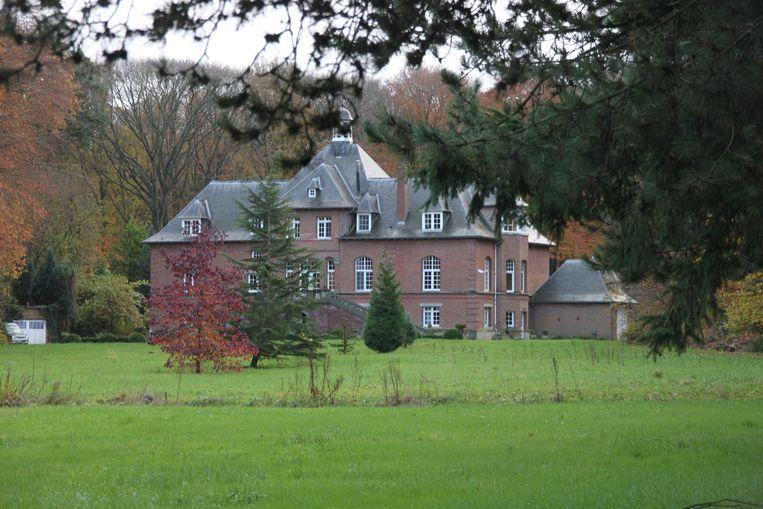 Het kasteel van Houthulst werd gevandaliseerd.
