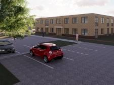 Bouwplan op plek oude politiebureau in Wierden lager en 'geel'