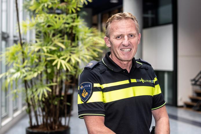 Aart Garssen is nieuwe politiechef district Gelderland-Zuid.