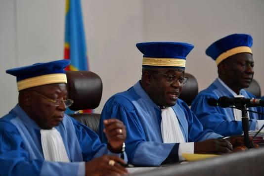La Cour constitutionnelle a rejeté le recours de l'opposant Martin Fayulu contre le résultat de l'élection présidentielle du 30 décembre.