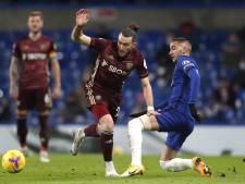 Chelsea verovert koppositie tegen Leeds, maar verliest Ziyech