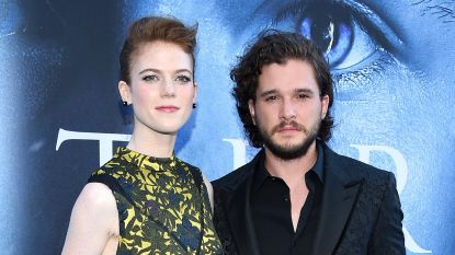 'Game Of Thrones'-acteurs Kit Harington en Rose Leslie verwachten eerste kindje