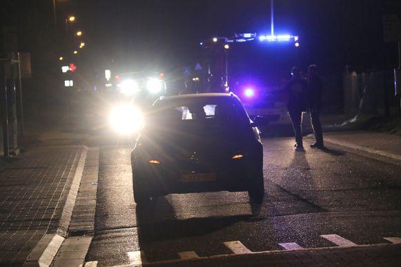 Een verkeersdeskundige kwam ter plaatse om de precieze omstandigheden van het ongeval uit te klaren.