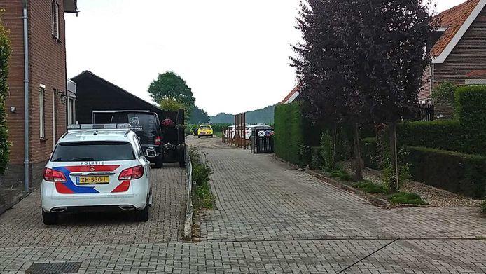 Aan de Hoofdweg in Ederveen is een 5-jarige jongen om het leven gekomen.