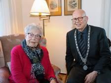 Gorcumse viert honderdste verjaardag
