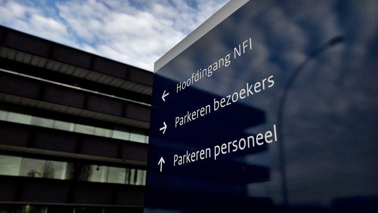 Het Nederlands Forensisch Instituut in Den Haag. Beeld anp