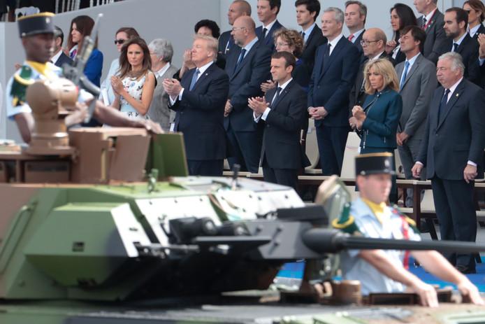 Het naar Washington brengen van legervoertuigen, vliegtuigen en personeel wordt een omvangrijke en vooral dure operatie.
