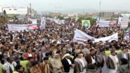 Duizenden Jemenieten op straat tegen Saoedi-Arabië en de VS