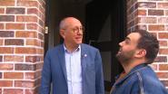 """Kamal Kharmach op bezoek bij Johan Vande Lanotte: """"Oei, ik dacht dat je huis groter was"""""""