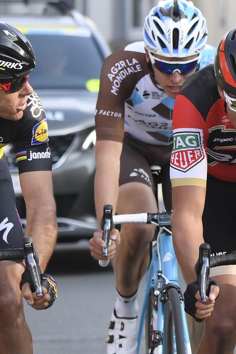 Van Avermaet zegeviert in Belgisch gekleurde E3 Harelbeke