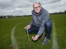 Grasmeester uit Zutphen meet zich met grastovenaars van Feyenoord en Ajax