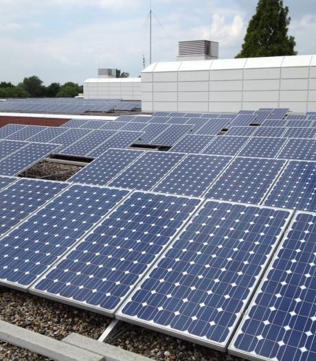 Winterswijk: 'Zonnepanelen op daken nieuw bedrijfsterrein'