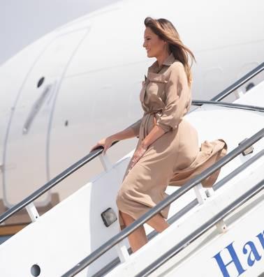 Melania Trump dringt aan op vertrek belangrijke veiligheidsadviseur