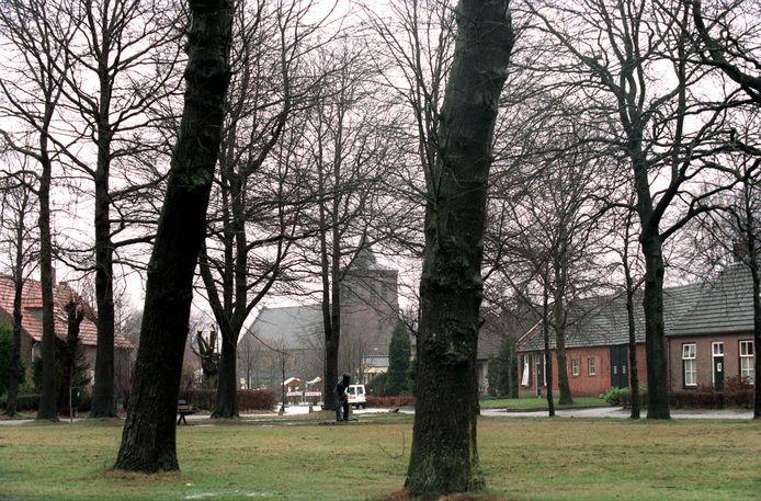 Het Simplexplein in Netersel.