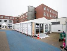 Corona in de Vallei: één persoon overleden, twee mensen opgenomen in ziekenhuis