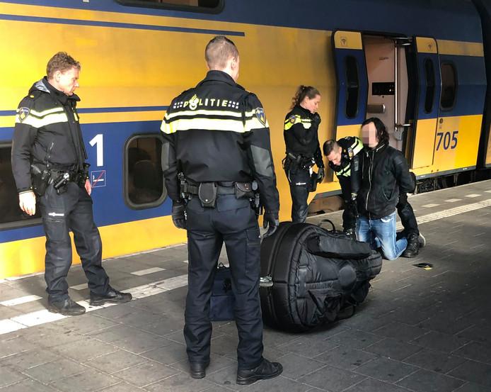 De arrestatie van Joël S.