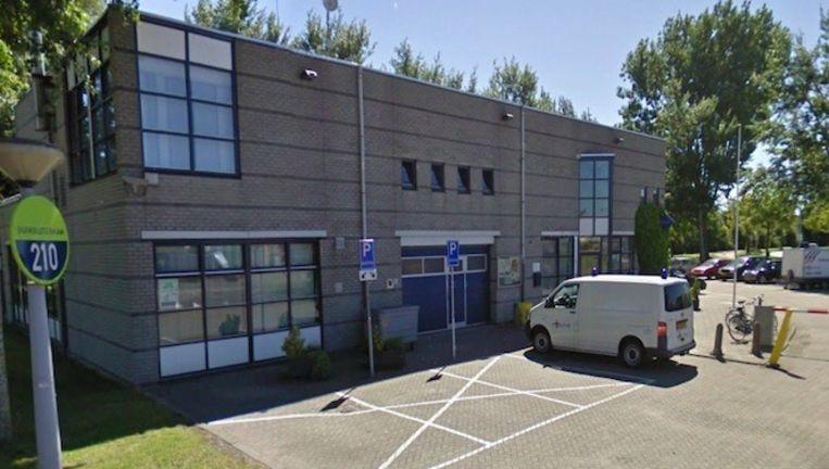 Politiebureau Klimopweg in Noord Beeld Google streetview