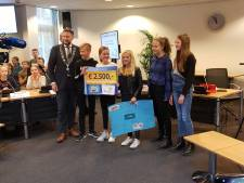 Esmoreit uit Luttenberg winnaar van eerste kindergemeenteraad in Raalte