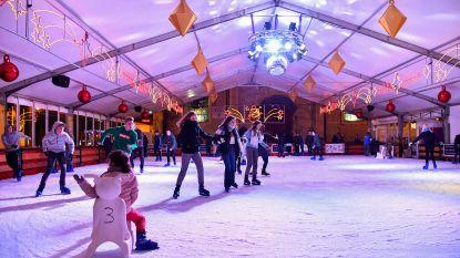Startschot voor maand lang schaatsplezier op Grote Plaats