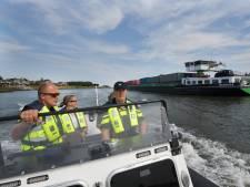 Boeteregen voor asociale watersporters: 'Hoofd zo plat als een meloen als waterscooter over je heen vliegt'