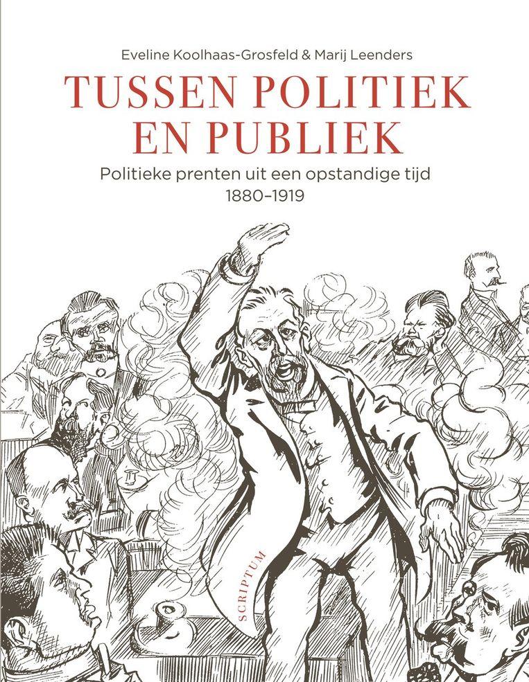 Eveline Koolhaas-Grosfeld & Marij Leenders: Tussen politiek en publiek. Scriptum; €24,99 Beeld