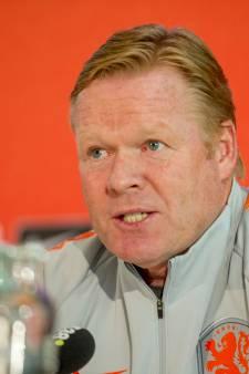 Oranje blijft voorlopig met vijf verdedigers spelen