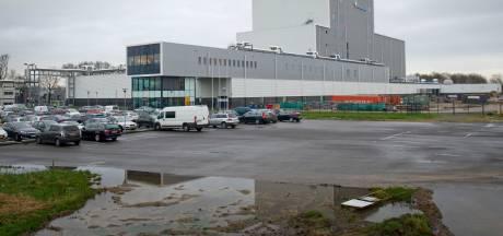 Brand in silo van Friesland Campina in Borculo snel onder controle