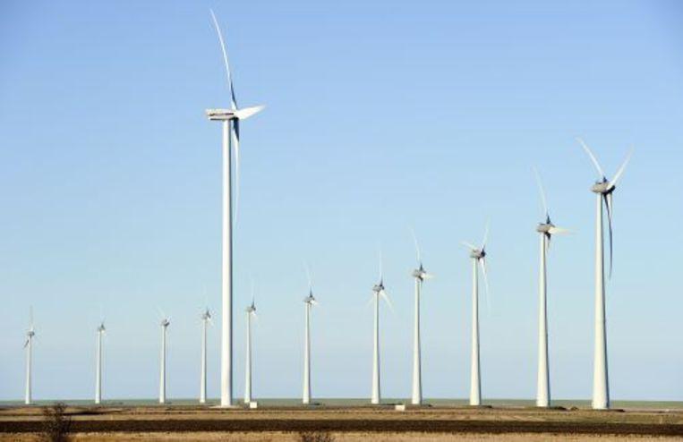 Windmolens. ANP Beeld