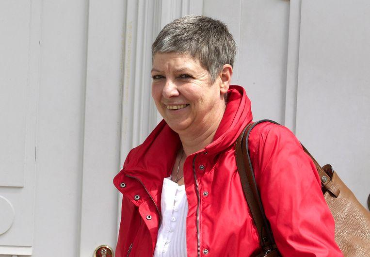 Raymonda Verdyck, de topvrouw van het gemeenschapsonderwijs (GO! )