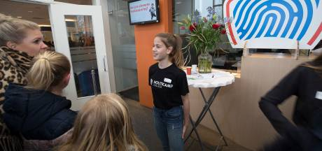 Open dag Houtkamp College: 'Nog geen gevoel bij nieuwe school'