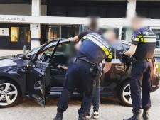 Beschonken automobilist aangehouden in Rotterdam