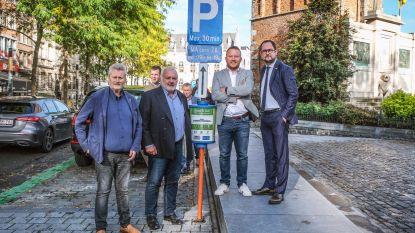 Middelkerke krijgt in 2020 shop & go parkeerplaatsen, met Kortrijk als grote voorbeeld