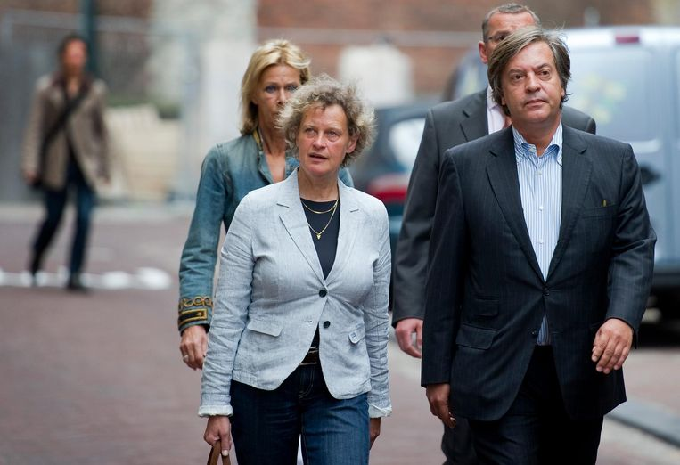 Het afgeperste geld bleef bij tussenpersoon Jan-Dirk Paarlberg steken. Beeld anp