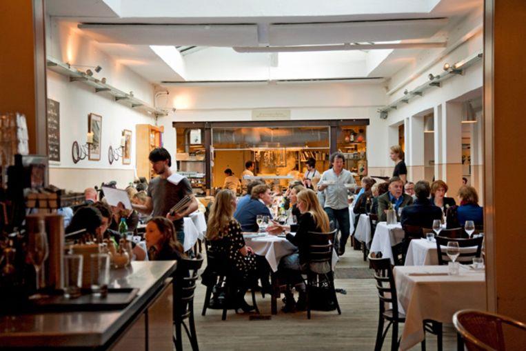 Restaurant Toscanini. Beeld