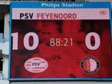 Tien jaar na de totale vernedering van Feyenoord: '10-0 zege kostte PSV uiteindelijk de titel'