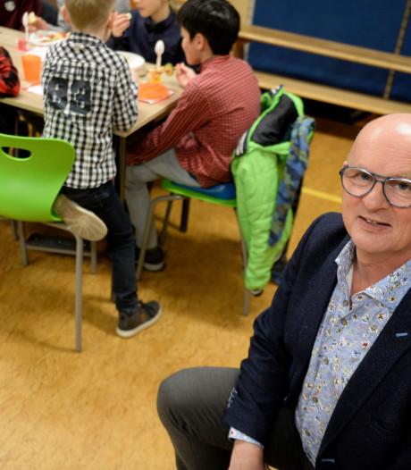 Krimp? Bij deze jubilerende basisschool in Hengelo groeit het aantal leerlingen