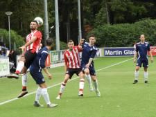 Unitas'59 speelt uitwedstrijd zondag tegen PSV AV op eigen terrein