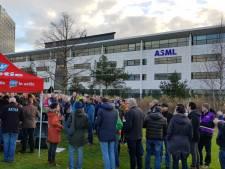 Bonden FNV en De Unie niet eens over wens tot eigen cao voor ASML
