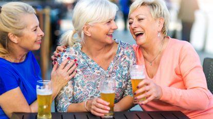 Vermindert matig drinken werkelijk de kans op dementie?