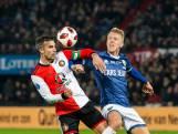 Feyenoord op donderdag in beker tegen Utrecht, Ajax treft dag eerder Roda JC