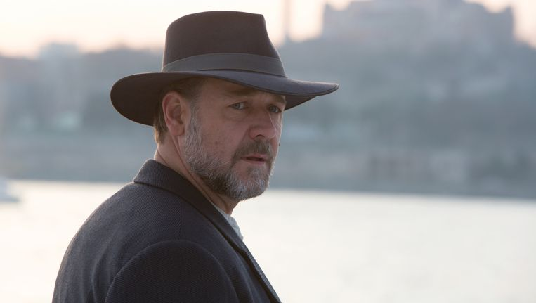 Russell Crowe in The Water Diviner. Beeld X